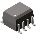 Broadcom ACPL-071L-000E DC Input Optocoupler, Surface Mount, 8-Pin SOIC