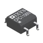 IXYS 75 mA rms/mA dc SP-NC Solid State Relay, DC, Surface Mount, MOSFET