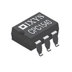 IXYS 120 mA rms/mA dc, 250 mA dc SPNO Solid State Relay, AC/DC, Surface Mount, MOSFET, 350 V Maximum Load
