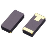 Micro Crystal 1.229MHz Crystal ±100ppm SMD 2-Pin 8 x 3.7 x 1.75mm