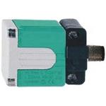Pepperl + Fuchs Inductive Sensor - Block, PNP Output, 35 mm Detection, IP67, M12 - 4 Pin Terminal