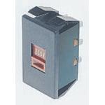Panel Mount Slide Switch Double Pole Double Throw (DPDT) 10 A @ 125 V ac (UL/CSA;VDC), 5 A @ 250 V ac (UL;CSA/VDC) Slide