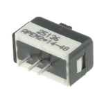 PCB Slide Switch Single Pole Double Throw (SPDT) Latching 4 A @ 125 V ac Slide