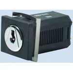 Key Switch, SP3T, 100 mA @ 30 V dc 3-Way, -20 → +60°C