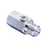 Bourdon Stainless Steel 400 bars Pressure Gauge Adapter