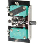 Switch, AC SERIES, Basic, SPDT, SCREW MOUNTING, ON-OFF, PLUNGER TYPE