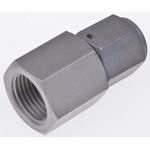 Hydrotechnik Steel G 1/2 Pressure Gauge Adapter