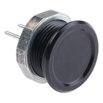 Black Solder Piezo Switch, , IP67, 100 mA, -20 → +60°C