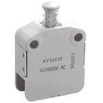 Single Pole Single Throw (SPST) Safety Interlock Switch, 10.1 A @ 250 V ac