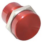 Red Wire Lead Piezo Switch, , IP68, 200 mA @ 24 V, 1-pole on-off switch, -40 → +125°C