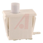 Door Interlock Micro Switch Plunger, SPDT 10 A PET, -37 → +82°C
