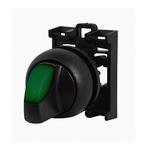 Eaton 3 Position Maintained Joystick Switch - 22mm Cutout Diameter, Illuminated