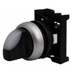 Eaton 3 Position Momentary Momentary Switch - 22mm Cutout Diameter, Illuminated