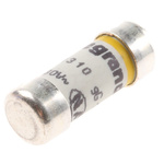 Legrand, 10A Ceramic Cartridge Fuse, 8.5 x 23mm, Speed F