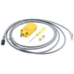 Turck Capacitive sensor - Block, PNP Output, 10 mm Detection, IP67, M8 - 3 Pin Terminal