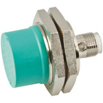 Pepperl + Fuchs M30 x 1.5 Inductive Sensor - Barrel, PNP Output, 15 mm Detection, IP67, M12 - 4 Pin Terminal