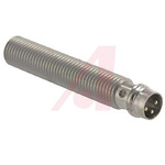Turck M8 x 1 Inductive Sensor - Barrel, PNP Output, 1.5 mm Detection, IP67, M8 - 3 Pin Terminal