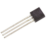 Maxim Integrated DS2431+, 1kbit Serial EEPROM Memory 3-Pin TO-92 Serial-1 Wire