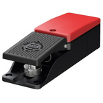 Bernstein AG Foot Switch - Aluminium Case Material, 20 mA Contact Current, 10V Contact Voltage