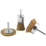 RS PRO Circular Abrasive Brush, 25mm Diameter