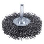 RS PRO Circular Abrasive Brush, 70mm Diameter