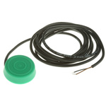Herga Medically Approved Foot Switch Bellow Momentary Round Switch - PVC Case Material, Single Pole Single Throw