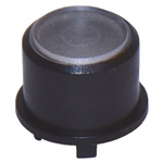 Black Tactile Switch Cap for use with 5G Series