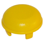 Yellow Tactile Switch Cap for use with 5G Series