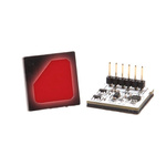 Capacitive Touch Switch, Latching ,Illuminated, Blue, Green, Red