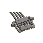 Molex Pico-Lock OTS 15132 Series Number Wire to Board Cable Assembly 1 Row, 4 Way 1 Row 4 Way, 100mm