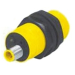 Turck M30 x 1.5 Capacitive sensor - Barrel, PNP Output, 15 mm Detection, IP67, M12 - 4 Pin Terminal