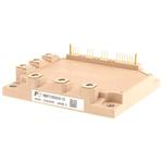 Fuji Electric 6MBP100RA-060-55 3 Phase IGBT Module, 100 A 600 V, 22-Pin P 610, PCB Mount