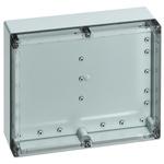 Spelsberg TG, Grey ABS Enclosure, IP66, IP67, 302 x 232 x 90mm