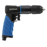 PREVOST 10mm Reversible Air Drill, 1/4in Air Inlet (BSP) , 1000 rpm, 2000 rpm