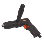 Bahco 13mm Air Drill, 1/4in Air Inlet (BSP) , 450rpm