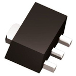 Diodes Inc 2DC4672-13 NPN Transistor, 3 A, 50 V, 3-Pin SOT-89