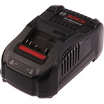 Bosch 1600A00B8H Power Tool Charger, 18V for use with Power Tools, UK Plug