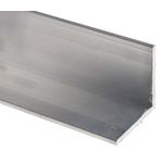 RS PRO 40mm x 40mm x 3mm Aluminium Angle