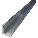 RS PRO 50mm x 50mm x 3mm Aluminium Angle