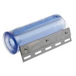 RS PRO Clear 2m PVC STRIP CURTAINS, 200mm x 2mm