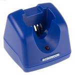 Crowcon C01940 Power Tool Charger, 12V for use with Gasman Personal Gas Monitors