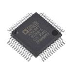 Analog Devices ADUC847BSZ62-5, 8bit 8052 Microcontroller, ADuC8, 12.58MHz, 4 kB, 62 kB Flash, 52-Pin MQFP