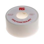 RS PRO White PTFE Tape 7mm x 2m x 2.5mm