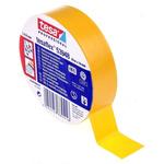 Tesa Tesaflex 53948 Yellow PVC Electrical Tape, 19mm x 25m