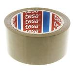 Tesa 4089 Brown Packing Tape, 66m x 50mm