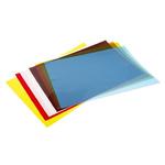 RS PRO Shim Kit, Plastic - Black, Blue, Green, Grey, Natural, Orange, Red, Yellow
