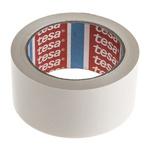 Tesa 4120 White Packing Tape, 66m x 50mm