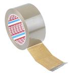 Tesa 4124 Brown Packing Tape, 66m x 50mm