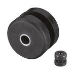 Paulstra Hutchinson 13.5mm 49.2mm Ring Shock Mount 53090325 12 → 15Hz 127 daN, 172 → 286 daN 47.7mm 127