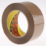 3M SCOTCH 313 Brown Packing Tape, 100m x 50mm